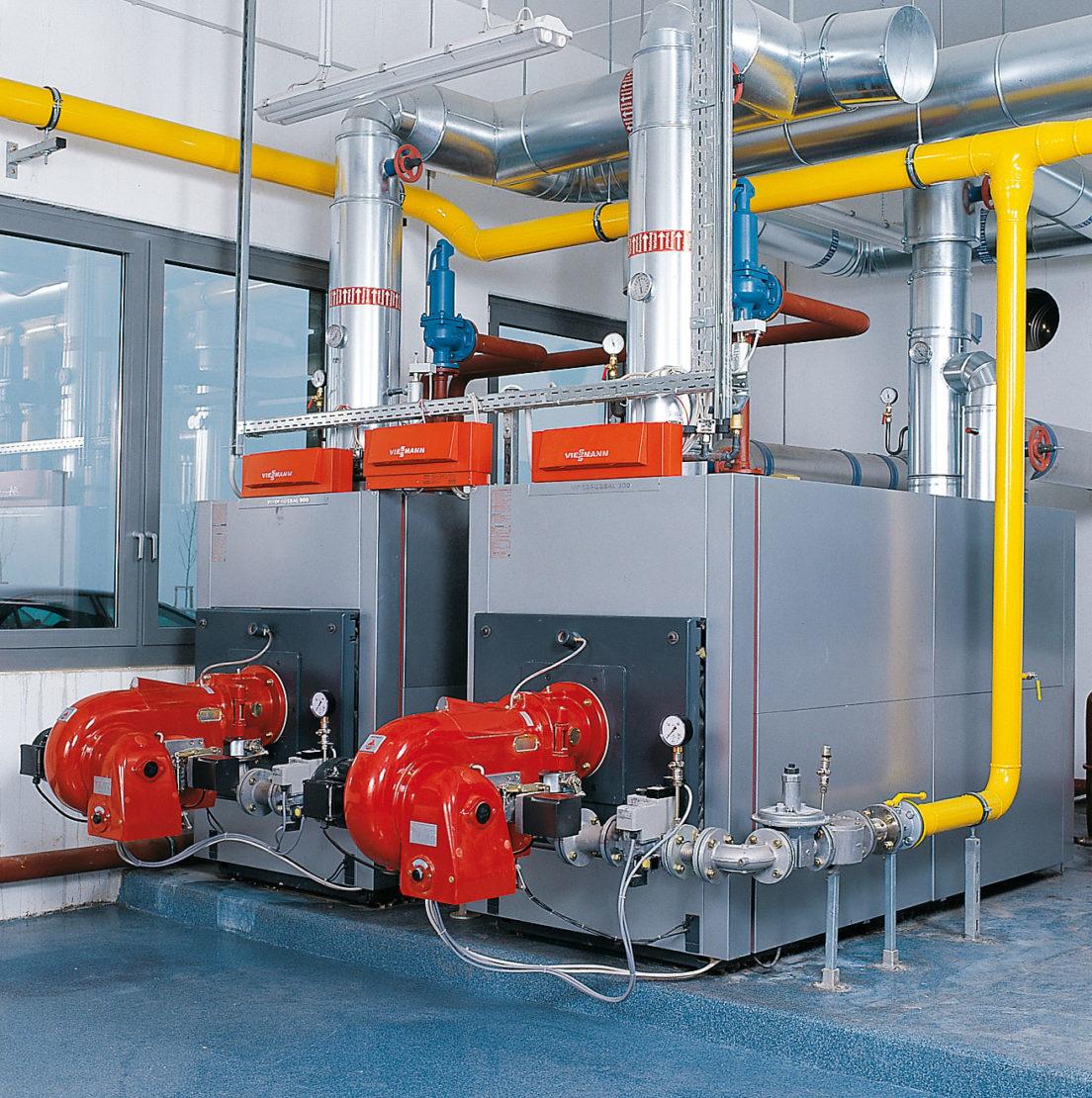 разновидности нагревательного оборудования