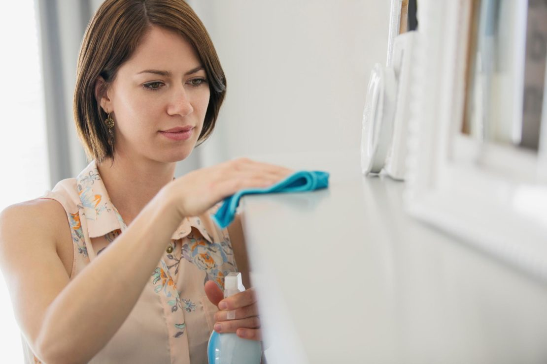 Народные способы уборки квартиры