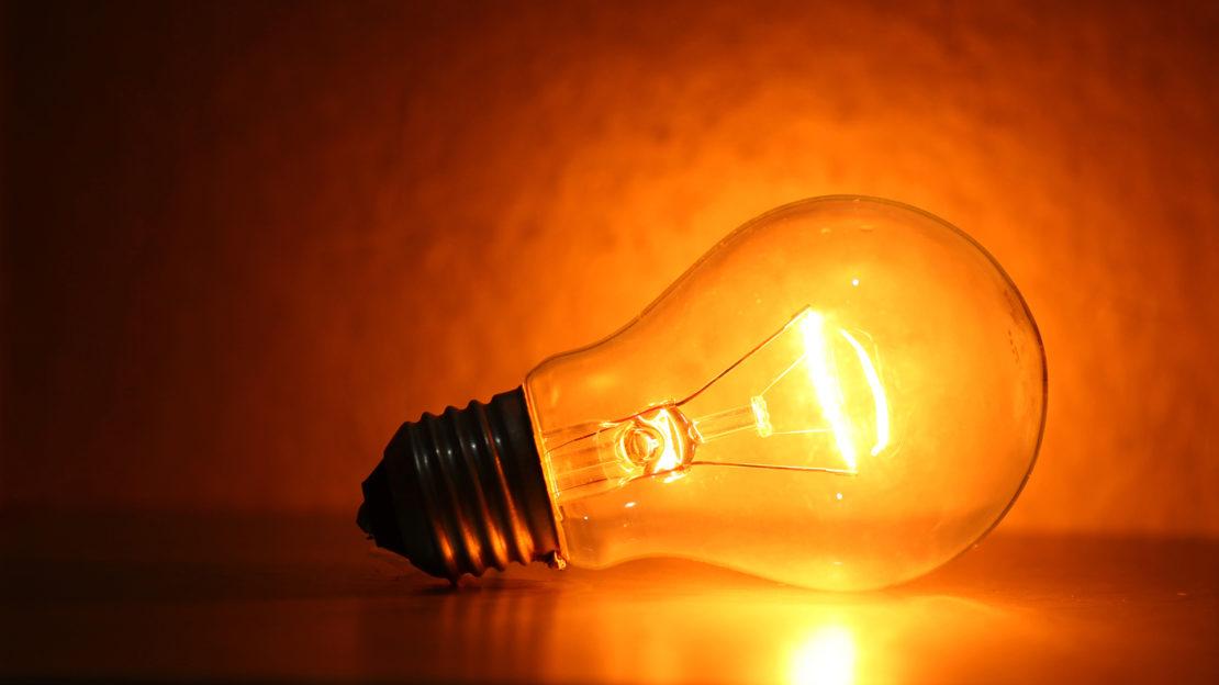 Увеличить срок службы электрической лампы