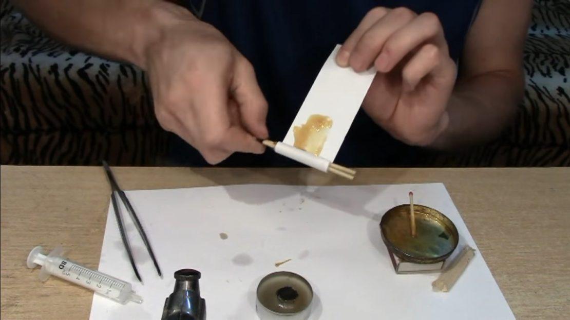 Как самому сделать липкие ленты для мух