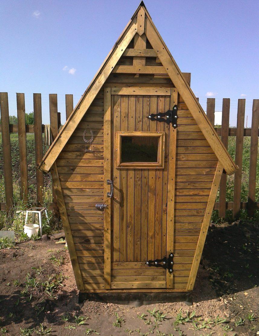 Виды туалетов для дачи и загородного дома