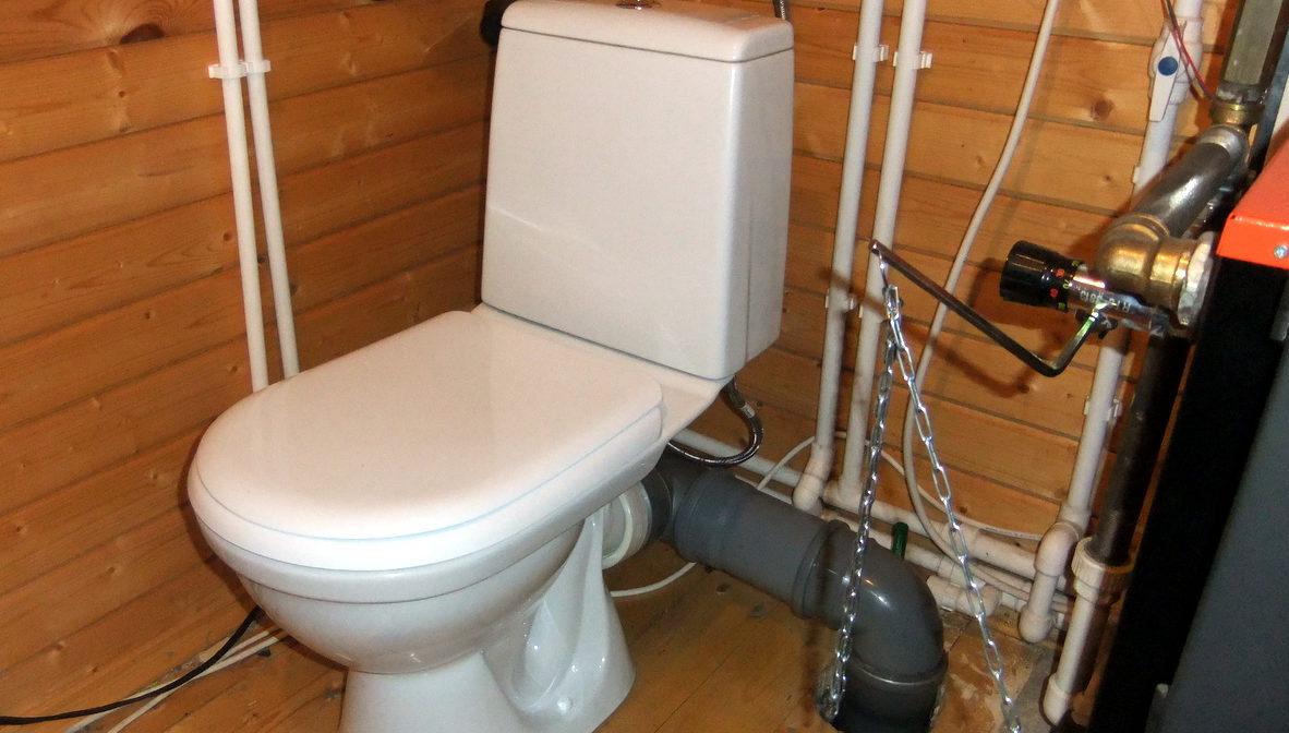 как делать часни дом туалет видео мне очень