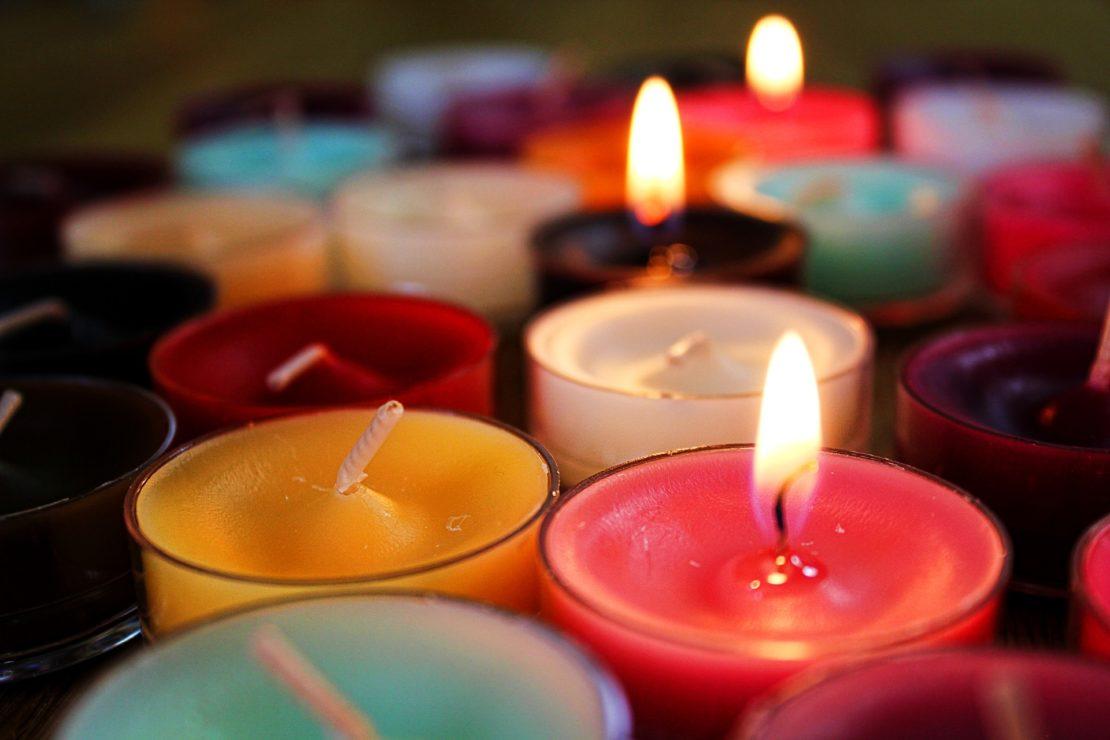 Свечи длительного горения