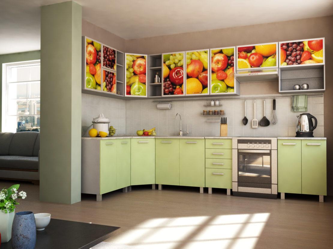 Как преобразить кухонный гарнитур пленкой самоклейкой