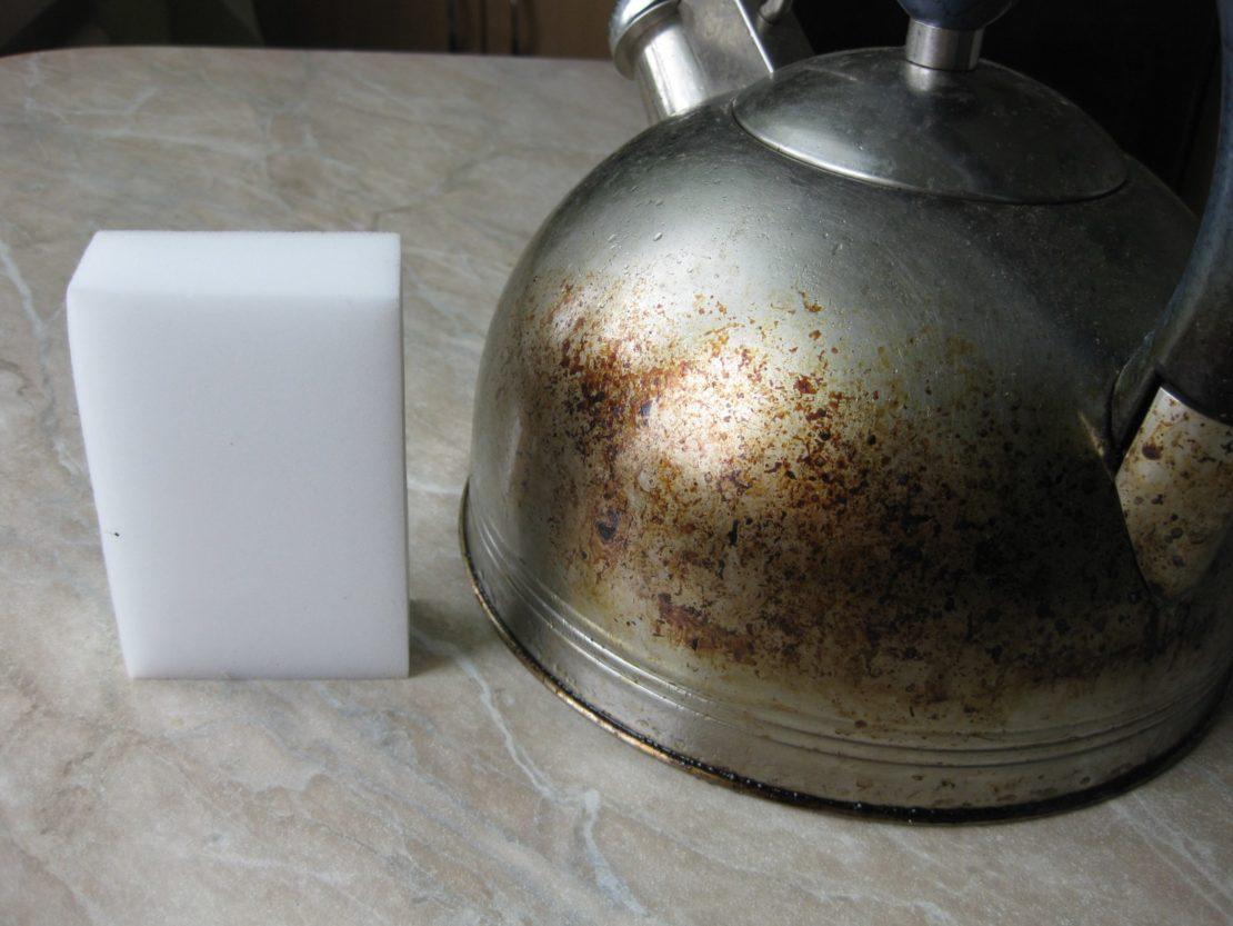 Как пользоваться меламиновой губкой