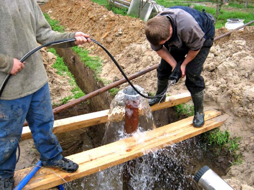 Поиск воды на участке народными методами