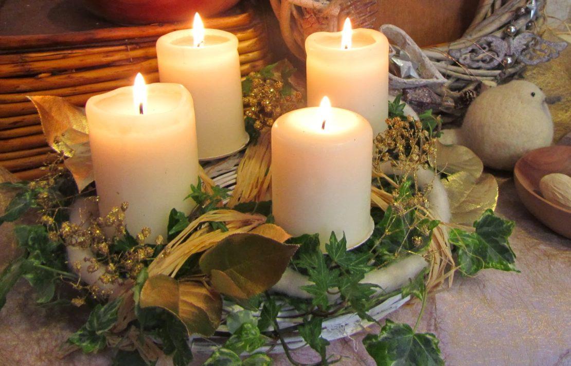 Парафиновые свечи