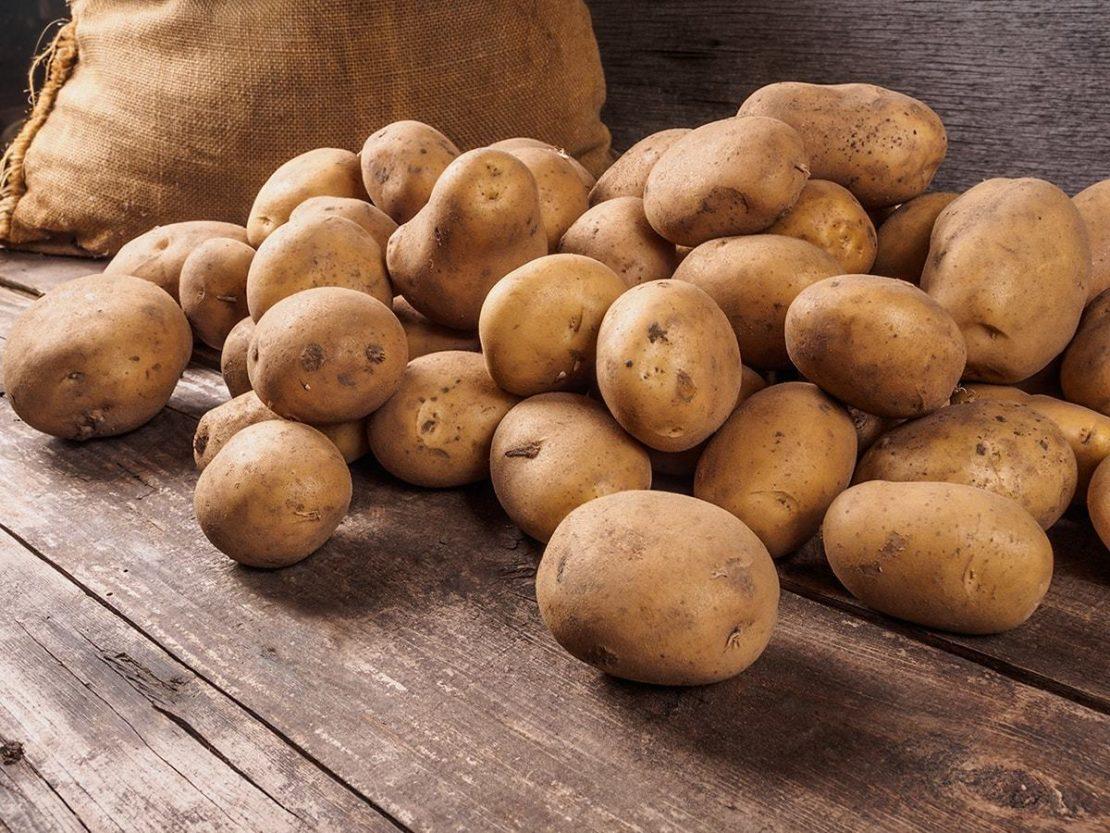 Нестандартное применение картофеля в быту