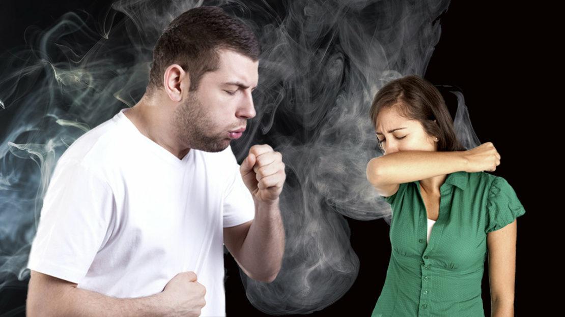 запах табака