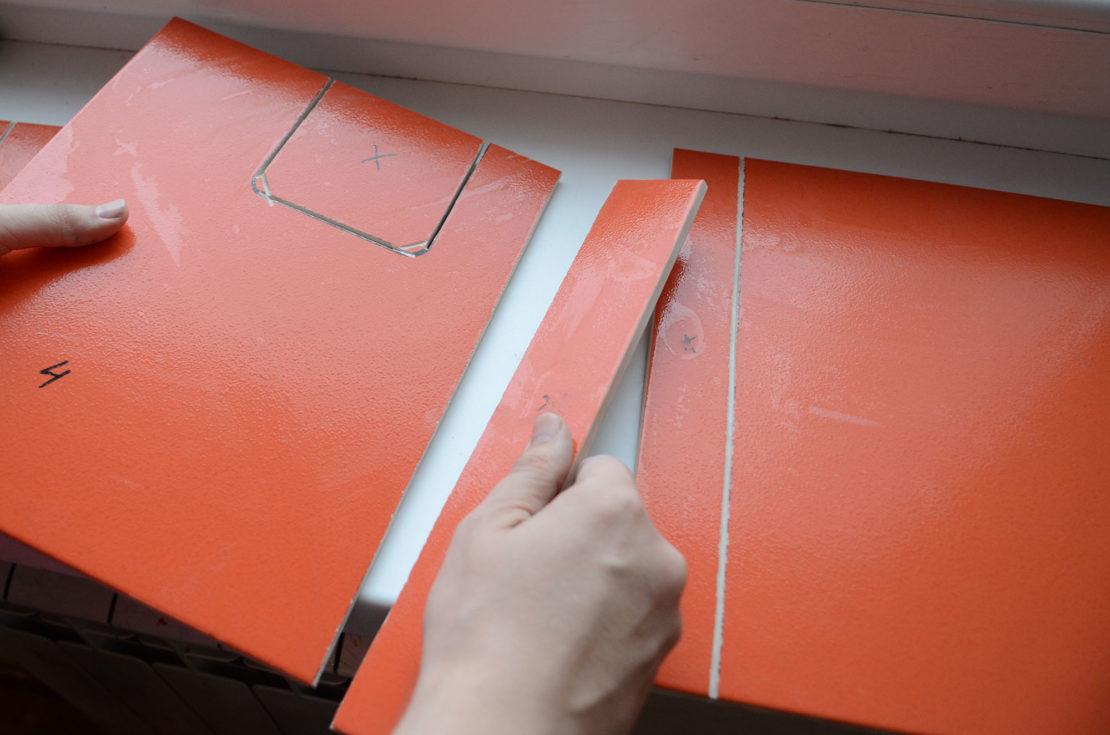 Как правильно разрезать керамическую плитку без плиткореза