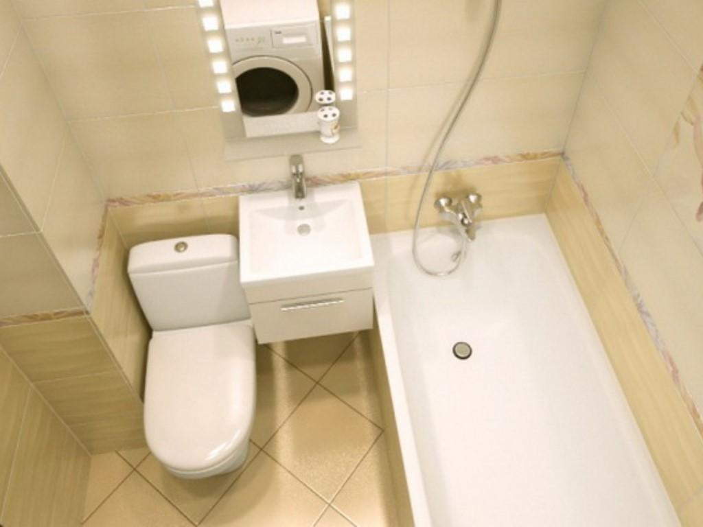 Совмещение ванны с туалетом – дизайнерские решения