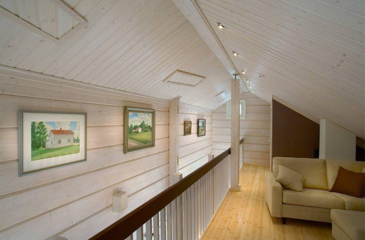 рассказать, внутренняя отделка деревянного дома вагонкой фото таинственная, как все