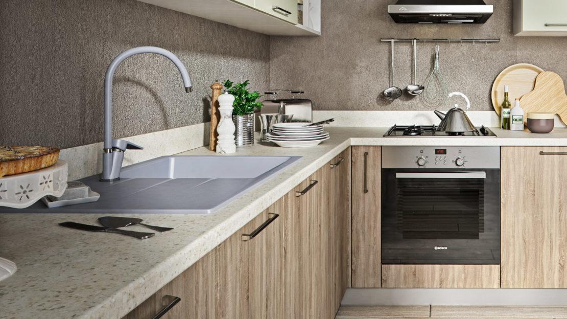 Выбор столешницы на кухню и лучшие варианты