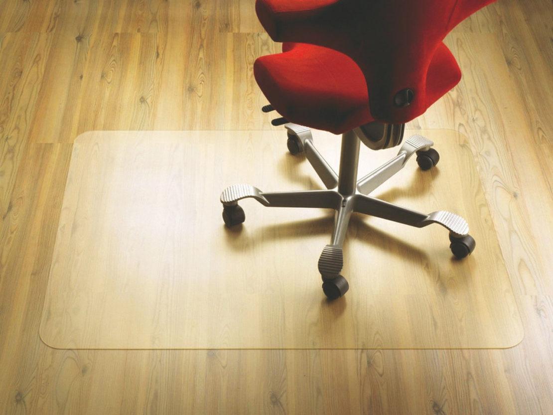 Подложка под стул для защиты напольного покрытия