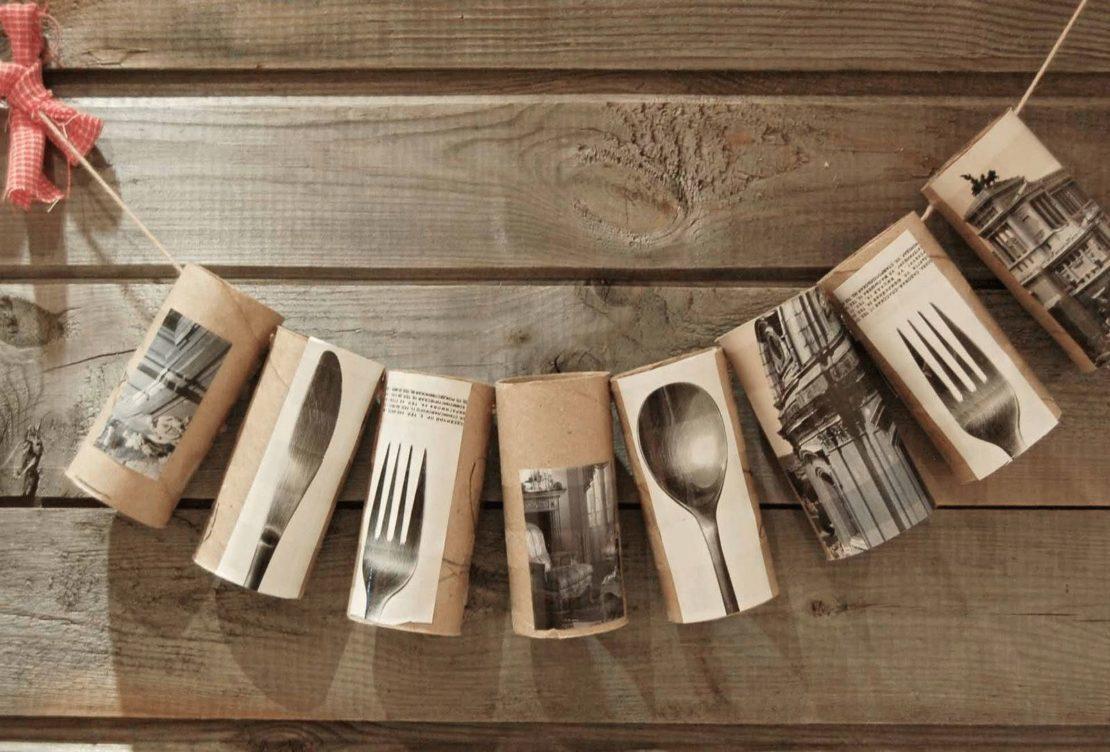 Многократное использование одноразовых вещей на кухне