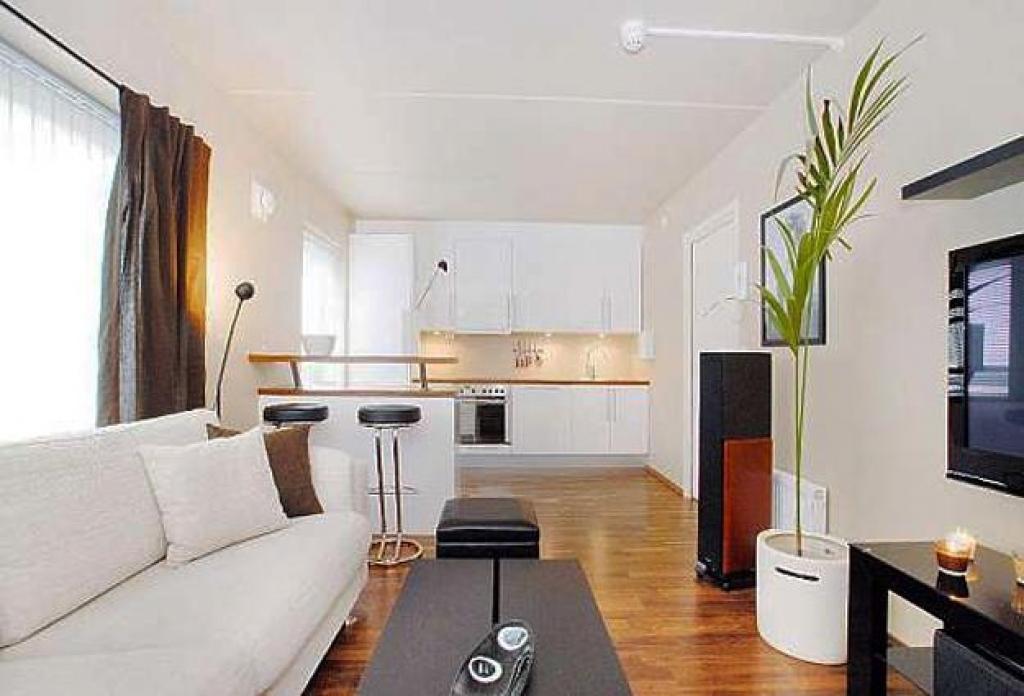 Способы визуального расширения небольшой квартиры