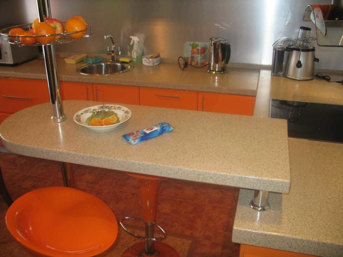 Куда применить остатки кухонной столешницы и что с ними можно сделать