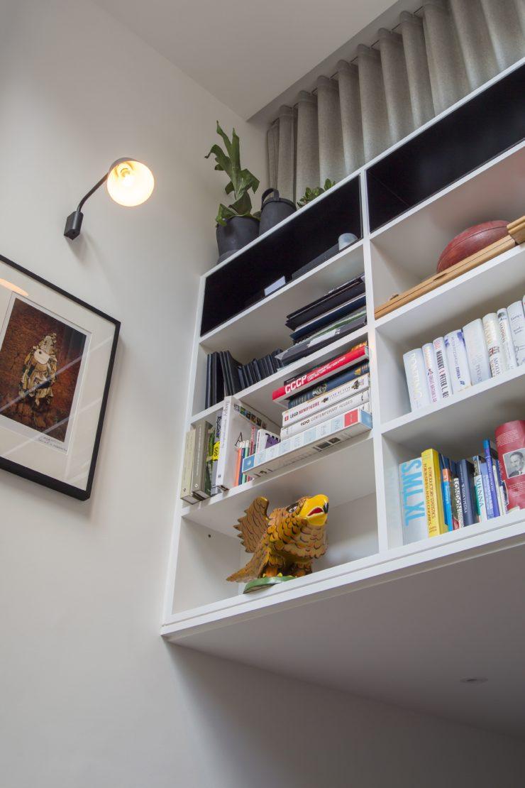 Пространство под потолком для хранения