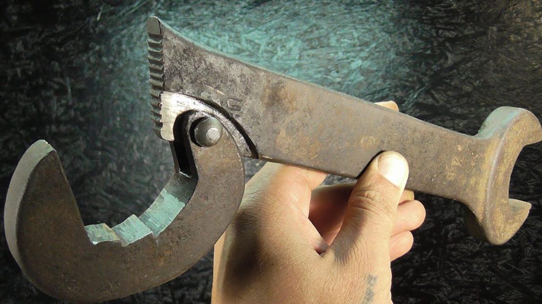 Универсальный гаечный ключ своими руками