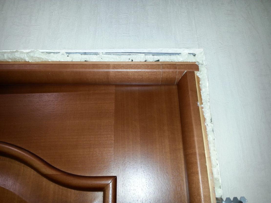 Ошибки установки межкомнатных дверей