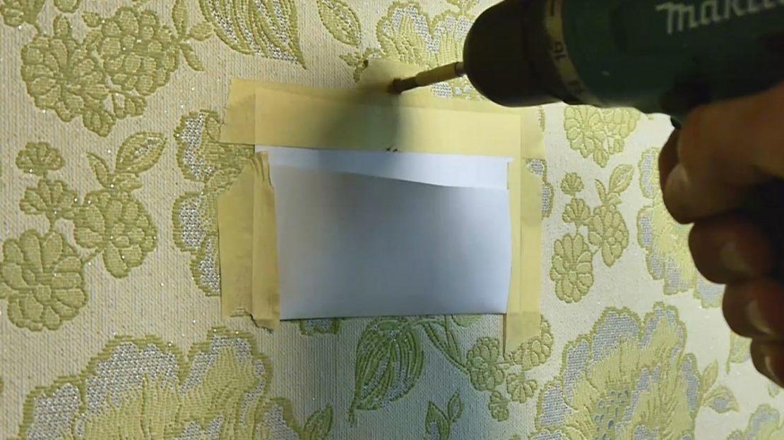 Использование малярной ленты не по назначению