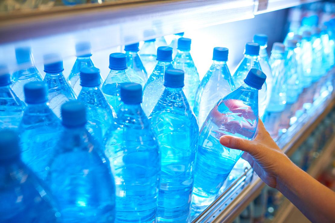 Бутилированная вода - экспертиза