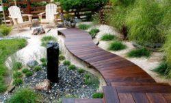 садовые дорожки в ландшафтном дизайне
