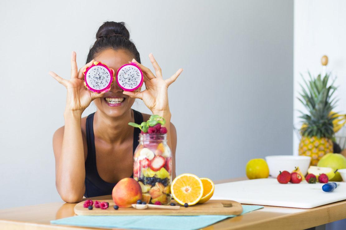 Полезные привычки и здоровое питание
