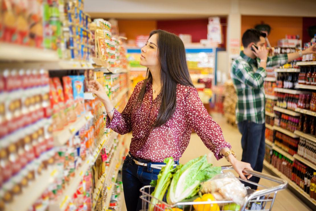 Как выбрать свежие и качественные продукты в супермаркете