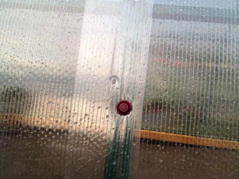 Как самостоятельно заделать дырку или трещину в поликарбонате
