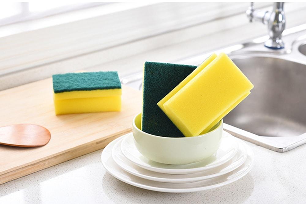 Нестандартные использования кухонных губок