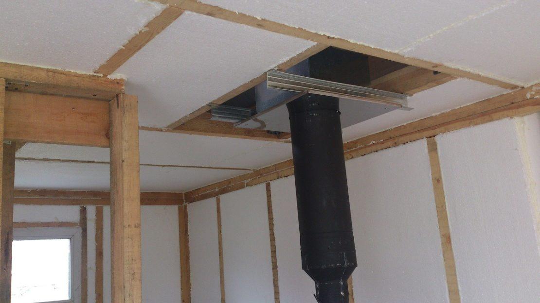 Лучшие материалы для утепления потолка в бане и их плюсы