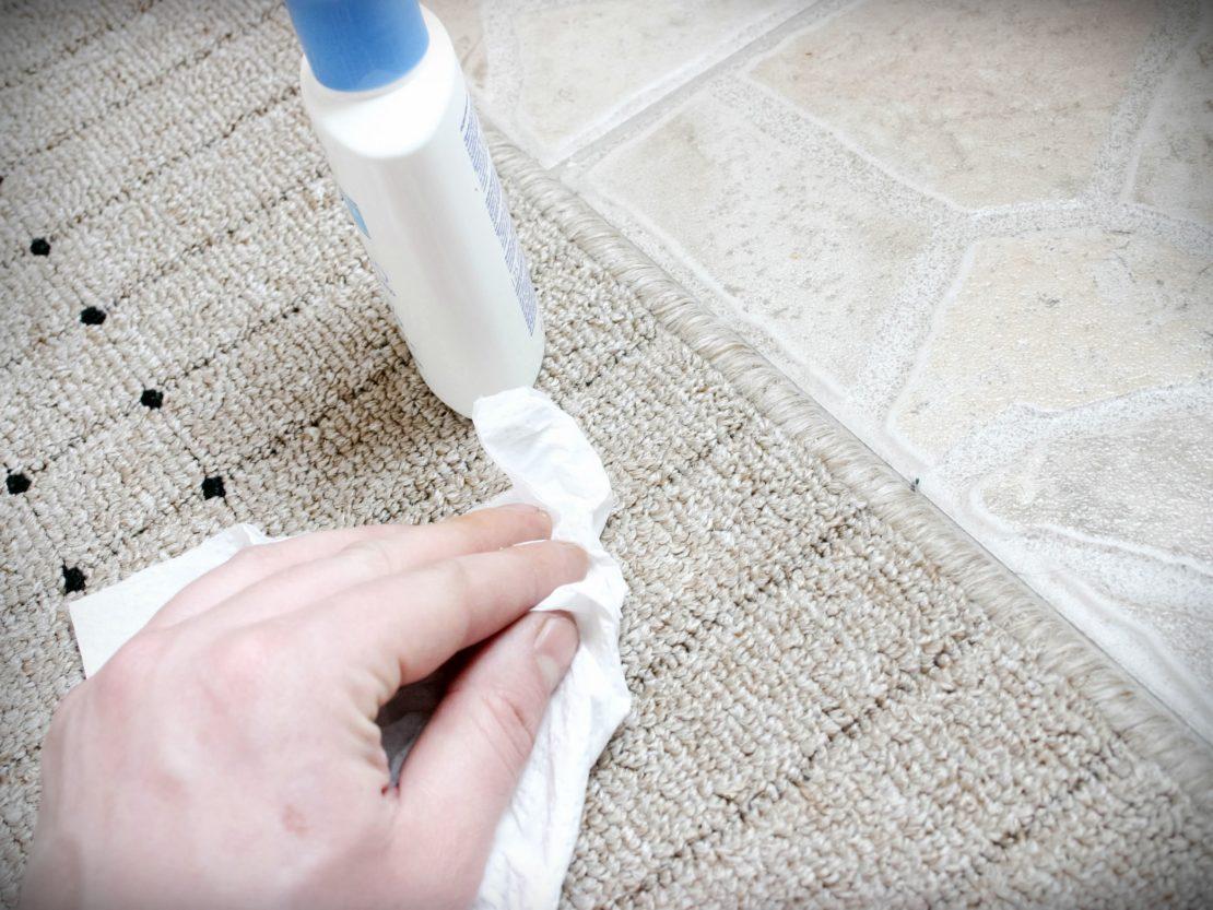 Необычное использование бумажных полотенец