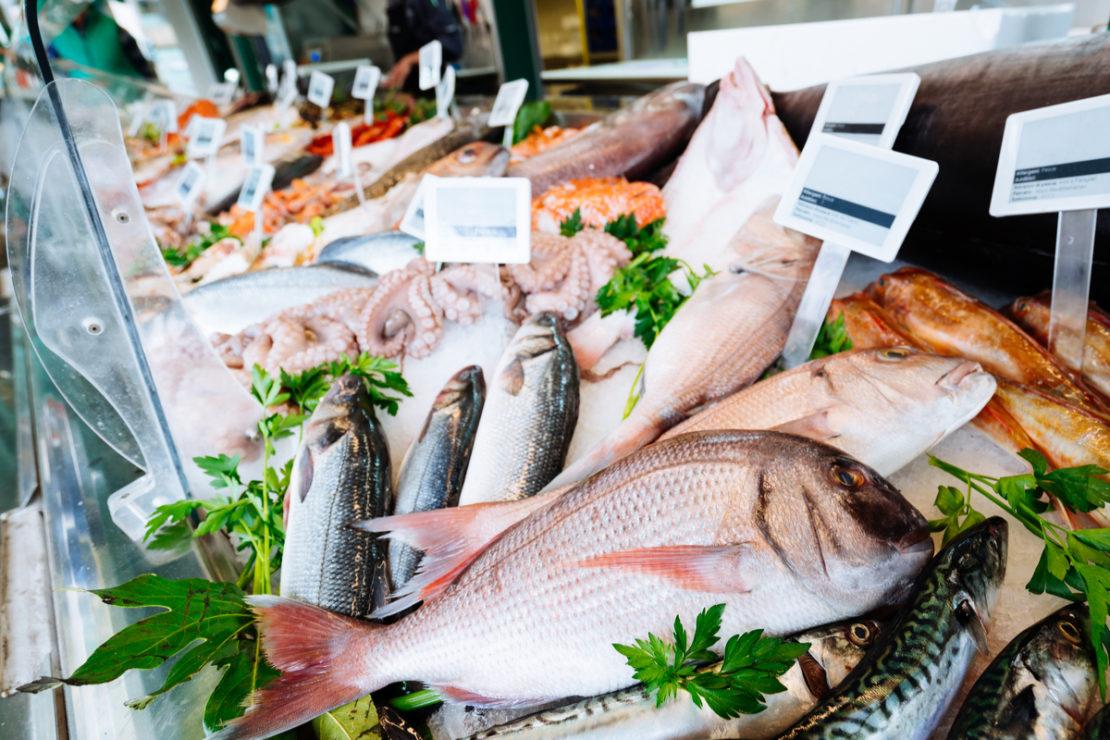 Как выбрать рыбу в супермаркете