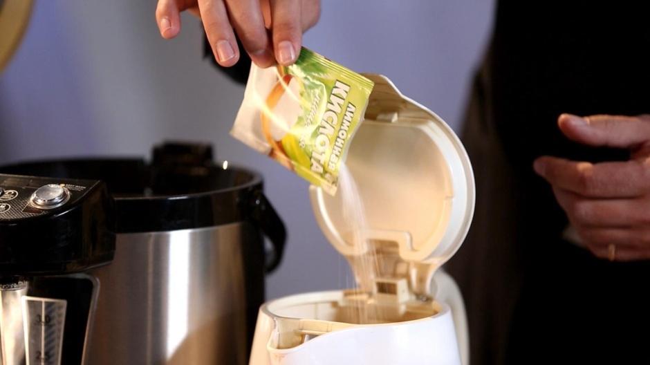 Как отмыть бытовую технику на кухне