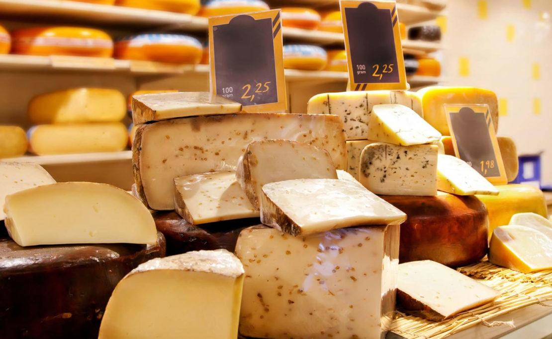 Как выбрать сыр в супермаркете