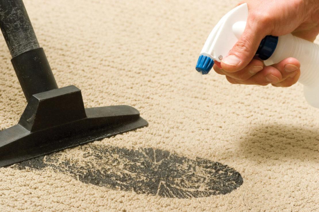 Народные методы для чистки ковров
