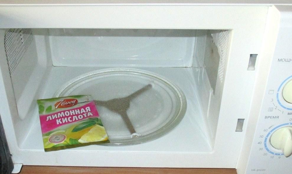 Очищение лимоном и лимонной кислотой