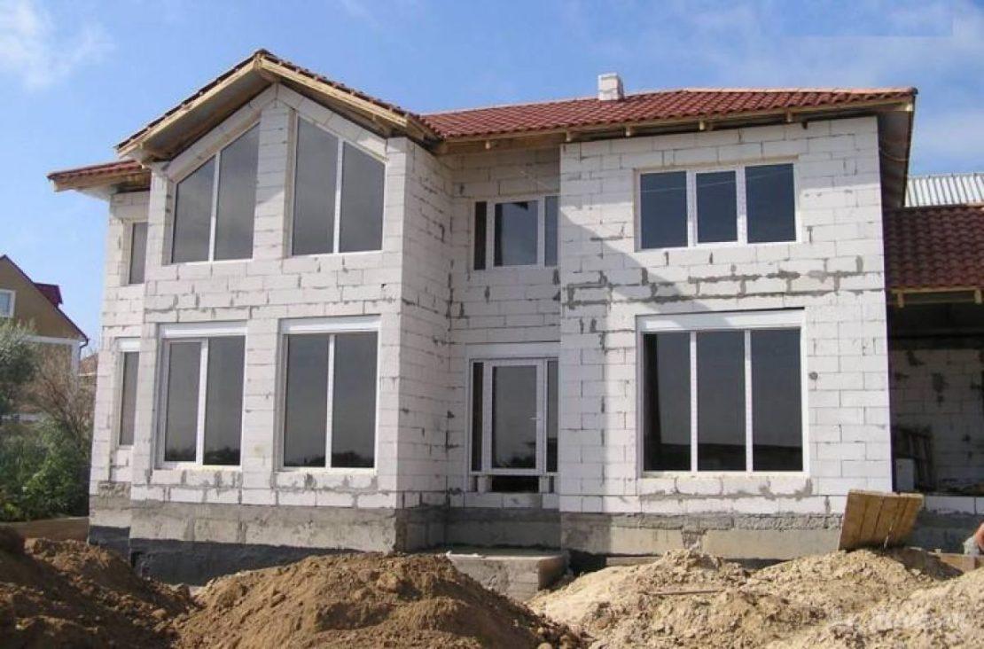 Минусы газобетона для строительства дома