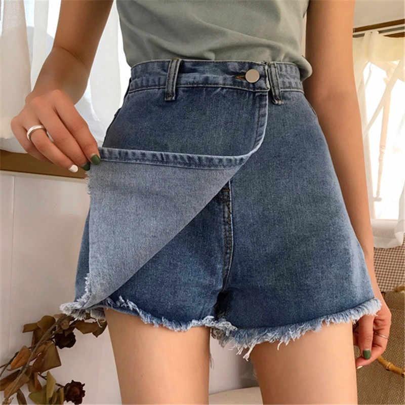 юбка шорты из джинсовых штанов