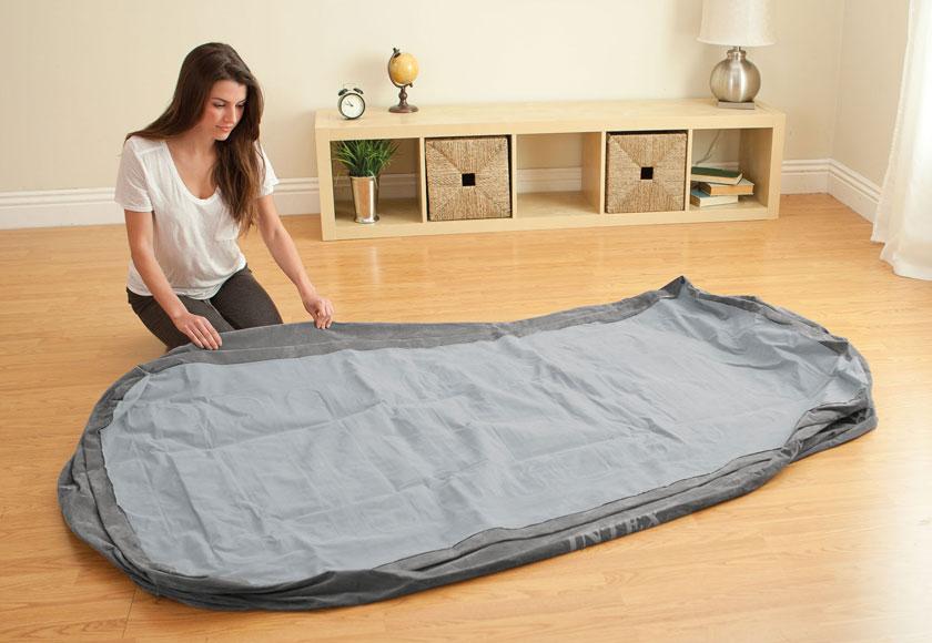 как хранить надувной матрас