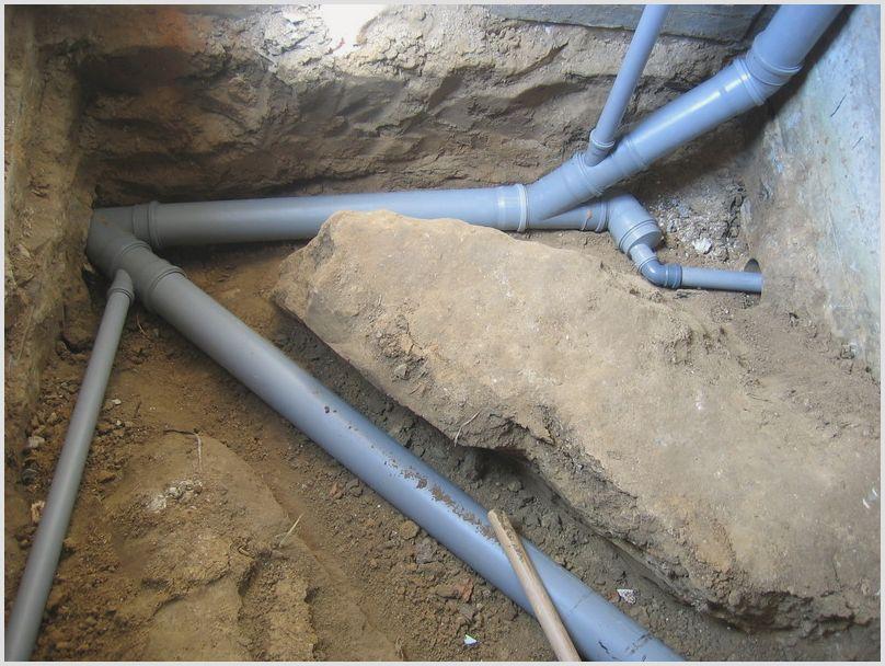 Отвод в канализацию