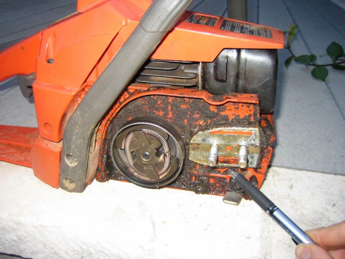Можно или запрещено использовать отработку для смазки цепи