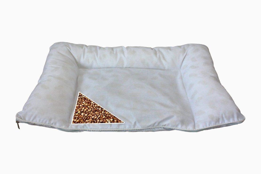 подушки с гречкой