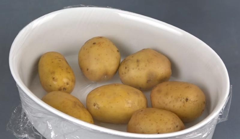 Как готовят картофель Флайт