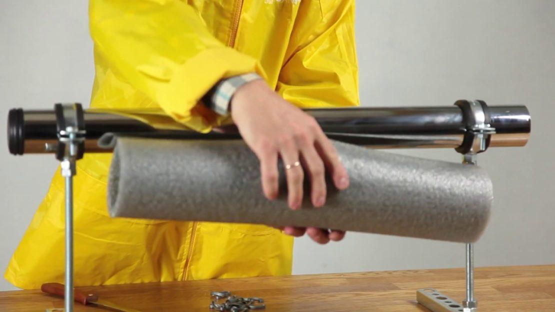 Причины появления конденсата на трубах и варианты решения