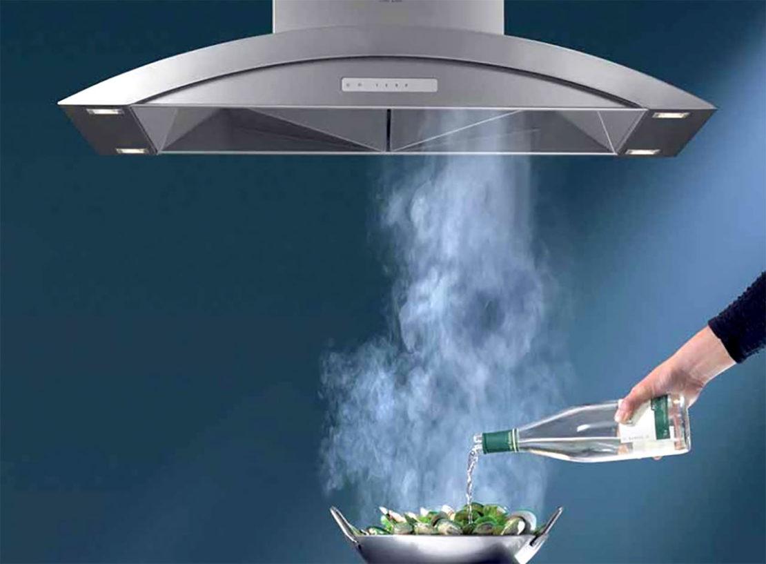 требования к кухонным вытяжкам