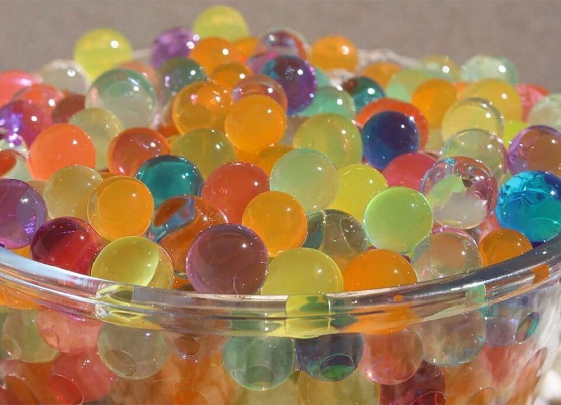 полимерные шарики