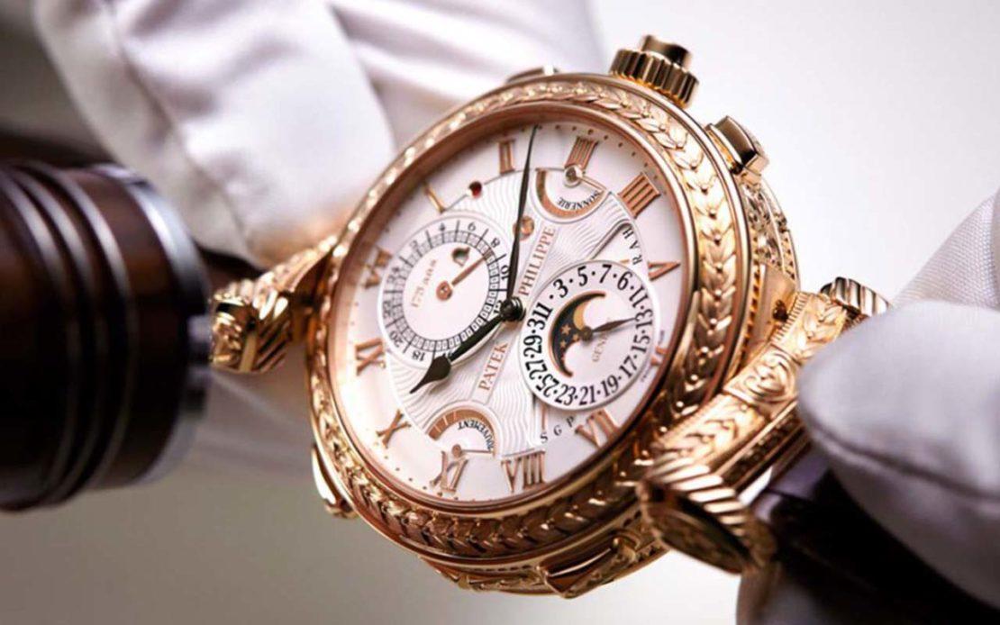 дорогая модель часов