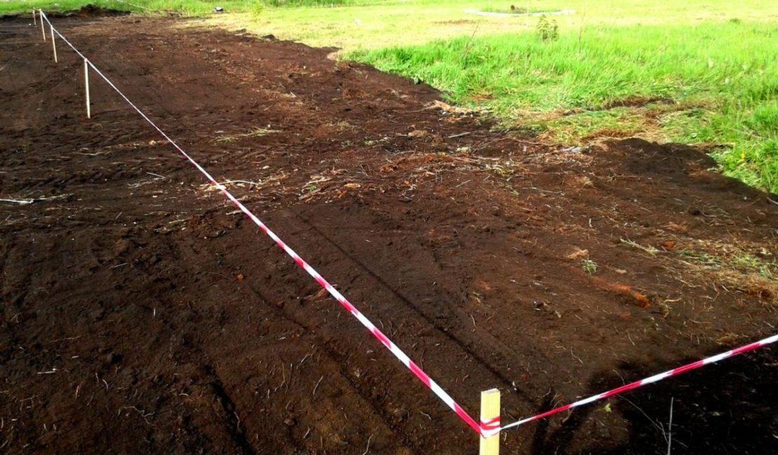 измеряем участок земли
